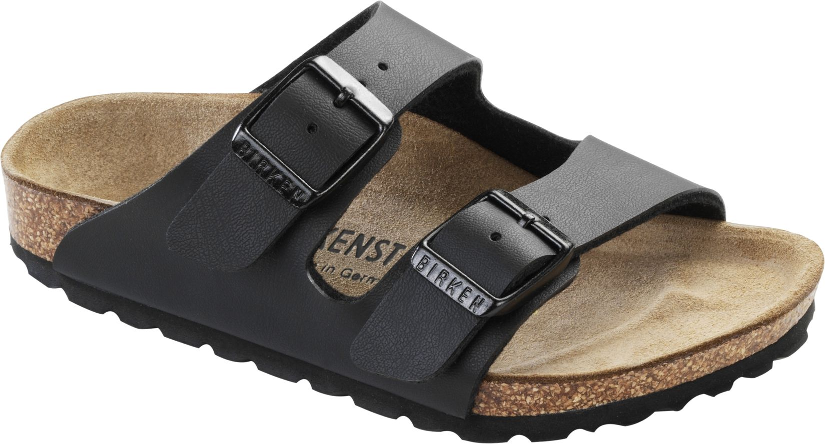 66b386cc6f61 Preview  Birkenstock Arizona Kids Schwarz Birko-Flor ...