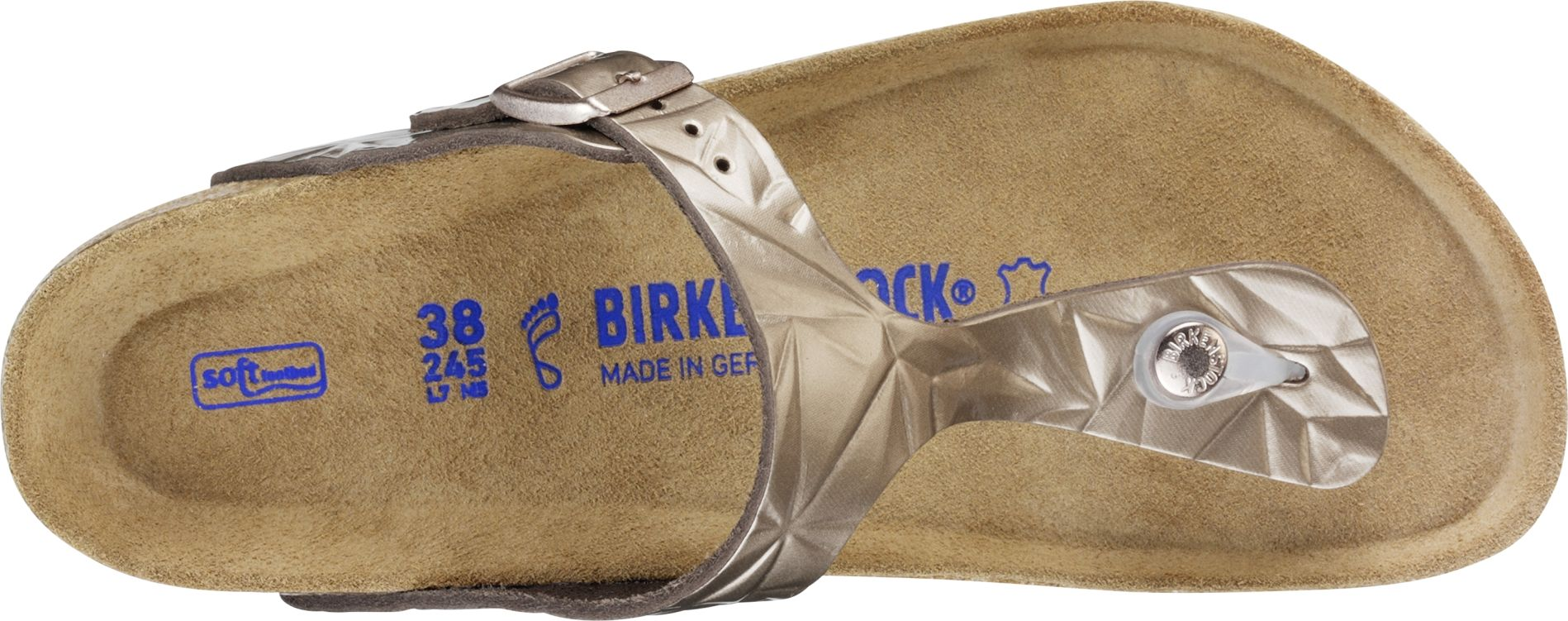 f06dfad903d ... Preview  Birkenstock Gizeh Spectral Copper Soft Footbed