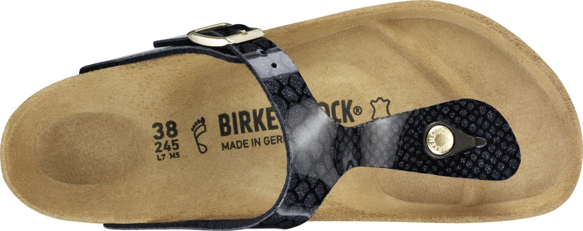 67e3847a8f05 ... Preview  Birkenstock Gizeh Magic Snake Black
