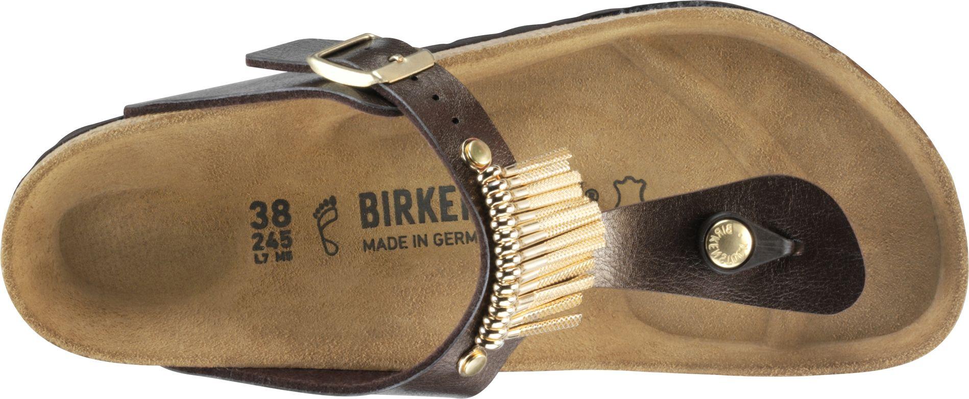 fa4375d7b1a ... Preview  Birkenstock Gizeh Fringe Graceful Toffee
