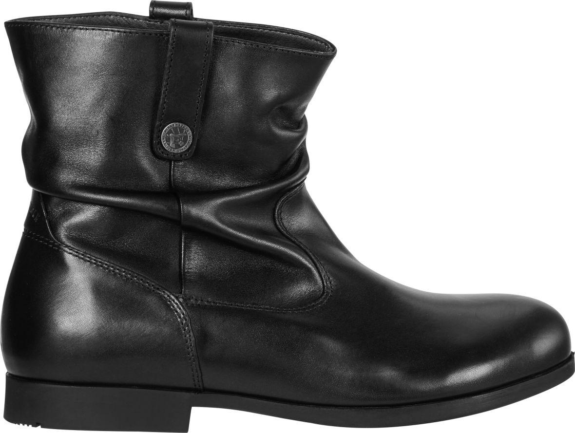Birkenstock Sarnia Black Natural Leather