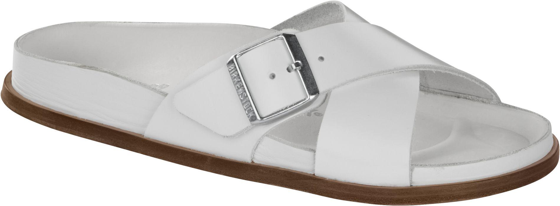 858031868b0965 Vorschau  Birkenstock Siena Premium White ...