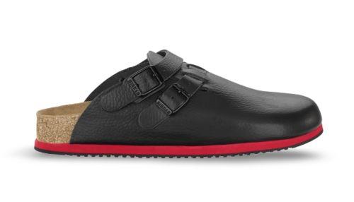 Birkenstock Kay Black Natural Leather