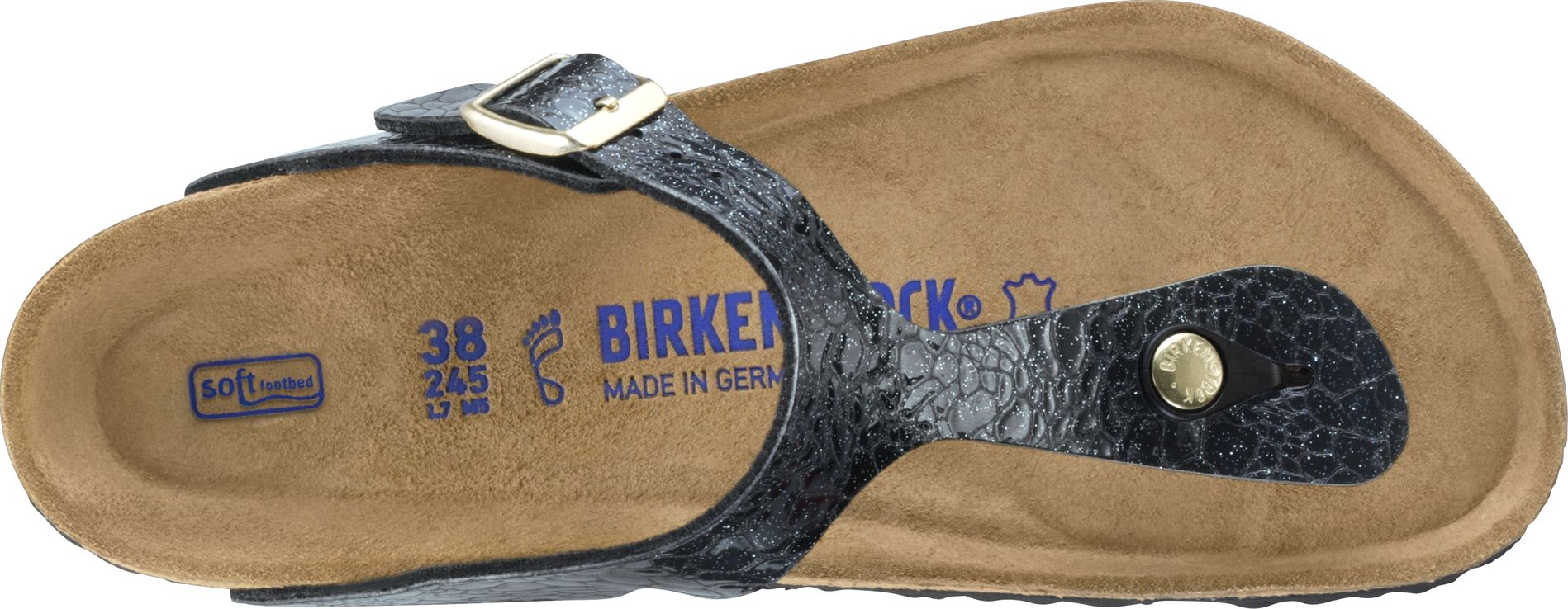 fb36192681d9 ... Preview  Birkenstock Gizeh Myda Night Soft Footbed