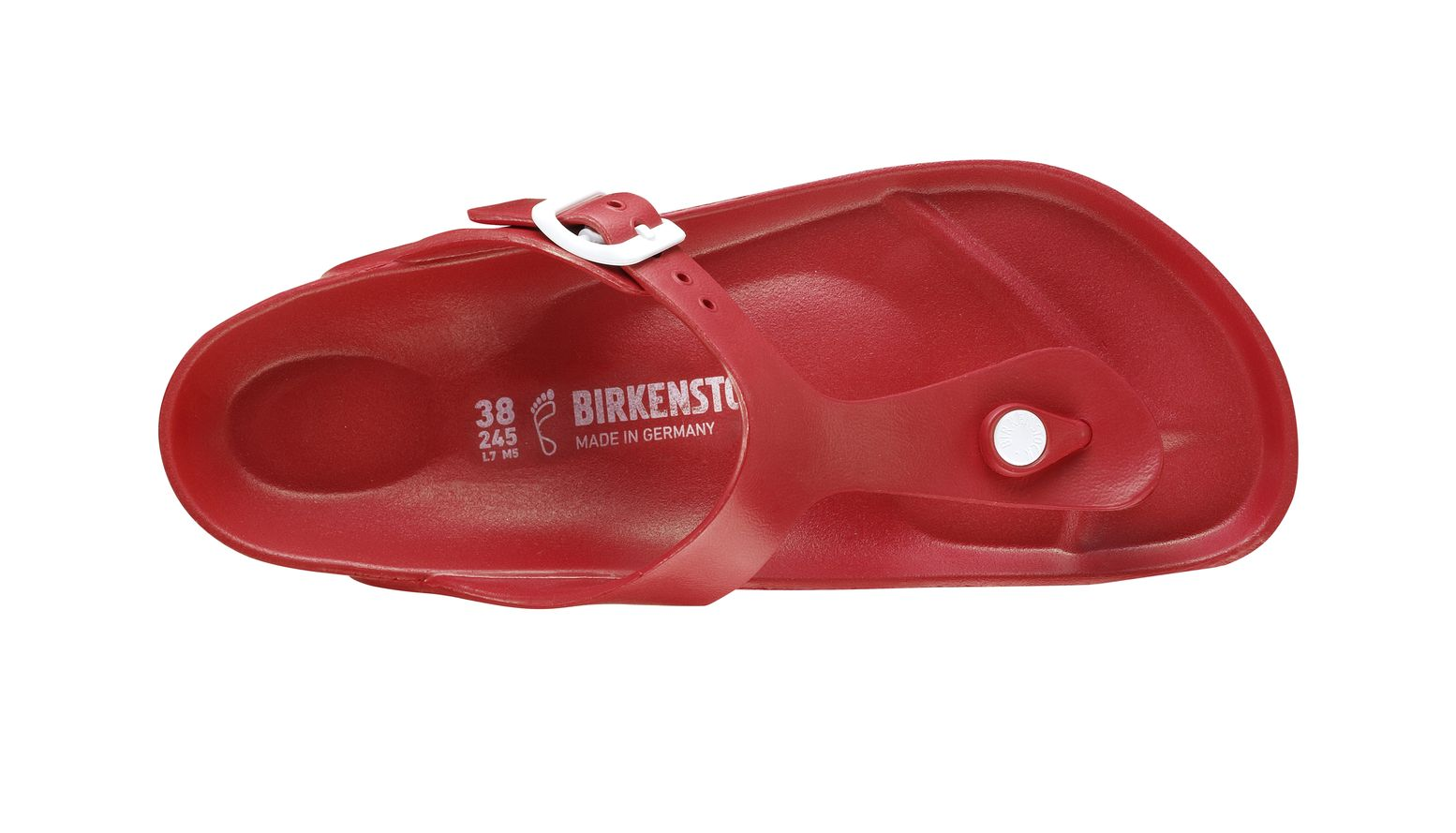 4c329c91fab4 ... Preview  Birkenstock Gizeh Red EVA ...